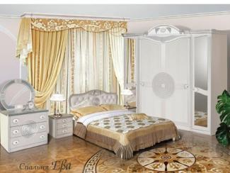 Спальня Ева  - Мебельная фабрика «ЭдРу-М»