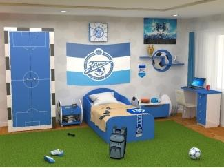 Детская для мальчика Футбол-Зенит  - Мебельная фабрика «ИнтерМебельДизайн»