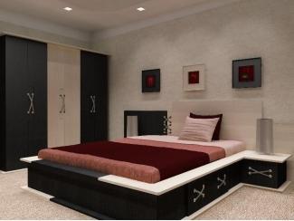 Спальня Джелани (Эконом) - Мебельная фабрика «ДМ»