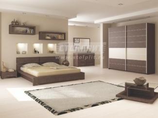 Спальный гарнитур «Дарья» - Мебельная фабрика «Столплит»