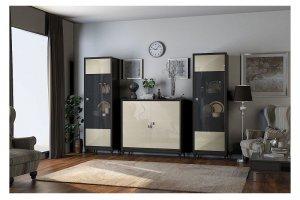 Гостиная Брио 3 - Мебельная фабрика «Ангстрем (Хитлайн)»