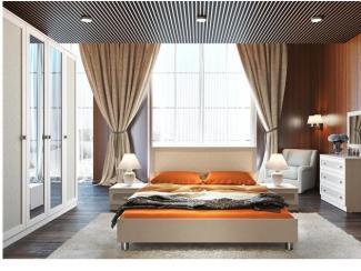 Модульная спальня Сакура - Мебельная фабрика «ТриЯ»