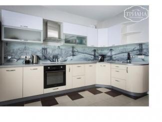 Кухонный гарнитур угловой АРЕНА - Мебельная фабрика «Триана»