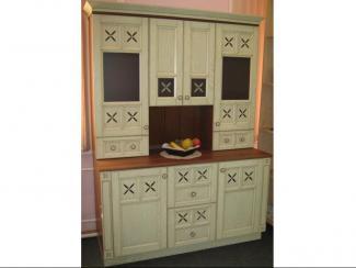 кухонный гарнитур прямой Прованс - Мебельная фабрика «Киржачская мебельная фабрика»