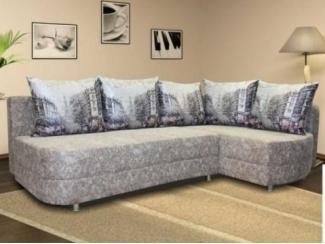 Тканевый диван Люксор - Мебельная фабрика «Викс»