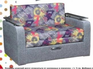 Детский диван Игрушка 2 - Мебельная фабрика «STOP мебель»