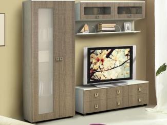 Гостиная стенка Сити 6 - Мебельная фабрика «Идея комфорта»