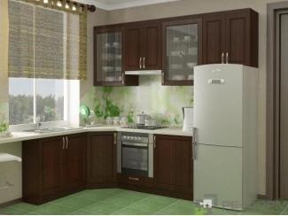 Угловая мини кухня 008 - Изготовление мебели на заказ «Ре-Форма»