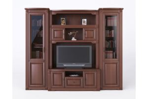 Гостиная в классическом стиле Сорренто - Мебельная фабрика «Успех» г. Миасс
