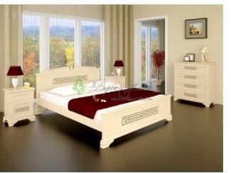 Спальный гарнитур Афина - Мебельная фабрика «Верба-Мебель»