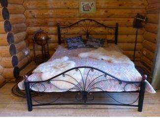 Кровать Фортуна 2 - Мебельная фабрика «ГЗМИ ФОРВАРД-МЕБЕЛЬ»