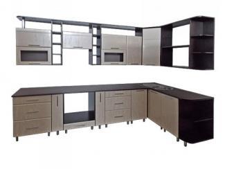 Кухня угловая «Эльза» - Мебельная фабрика «ИнтерСиб»