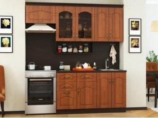 Кухня прямая Готика - Мебельная фабрика «РОСТ»