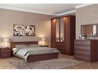 Спальный гарнитур Volga - Мебельная фабрика «Ваш День»
