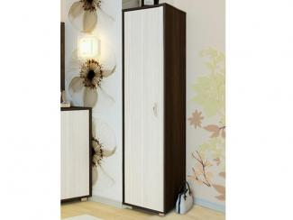 Шкаф 1 дверный для одежды Альба