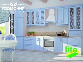 Кухня Палермо массив ясеня - Мебельная фабрика «Гармония мебель», г. Великие Луки