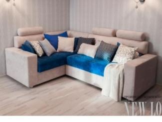Угловой диван-кровать Ницца 7 - Мебельная фабрика «New Look», г. Санкт-Петербург