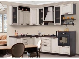 Угловая кухня Нежная патина - Мебельная фабрика «Мебелькомплект»