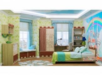 Мебель для детской Крепость  - Мебельная фабрика «Вестра»