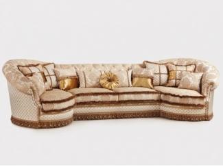Элитный диван Ницца  - Мебельная фабрика «ALVI SALOTTI»