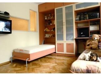 Стенка в детскую с откидной кроватью - Мебельная фабрика «Мастер Мебель»