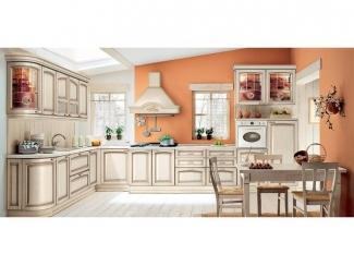 Кухня в классическом стиле Валенсия - Мебельная фабрика «Кухни Медынь»