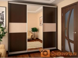 Шкаф-купе трехдверный №2 - Мебельная фабрика «Дятьковское РТП-1»
