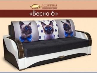 Диван прямой Весна 6 - Мебельная фабрика «Идиллия»