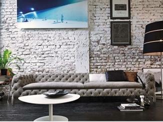 Диван прямой Divano GM 11 - Мебельная фабрика «Галерея Мебели GM»