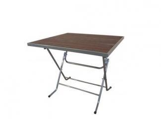 Стол складной Ривьера-1 - Мебельная фабрика «Металл конструкция»