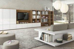 Узкая гостиная Грейс - Мебельная фабрика «Триана»