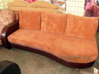 Диван прямой Калинка-8 еврокнижка - Мебельная фабрика «Амплуа»