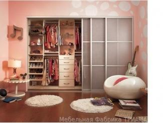Встроенный шкаф-купе ОМЕГА - Мебельная фабрика «Триана»