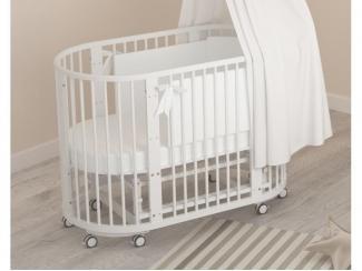 Детская кровать-трансформер Гандылян Бэтти  - Мебельная фабрика «Гандылян»