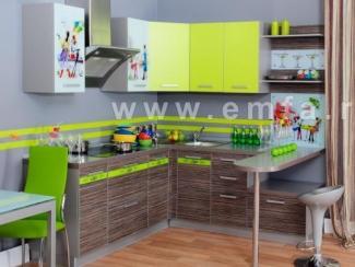 Кухонный гарнитур угловой SOLO LINE - Мебельная фабрика «Энгельсская (Эмфа)»