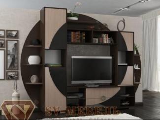 Гостиная-стенка Нота-17 - Мебельная фабрика «SV-мебель»