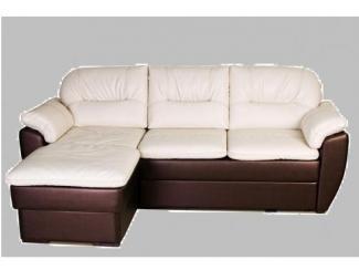 Диван угловой Гармония с тахтой  - Мебельная фабрика «Рона мебель»