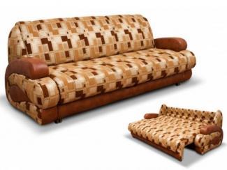 Диван прямой Каравелла люкс Е - Мебельная фабрика «Каравелла»