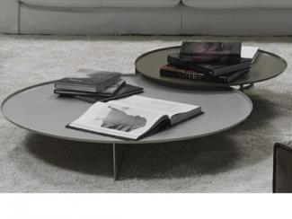 Стол журнальный round - Импортёр мебели «Riboni Group (Италия)»