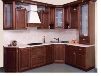Кухня из массива KMS 2 - Мебельная фабрика «FSM (Фабрика Стильной Мебели)»