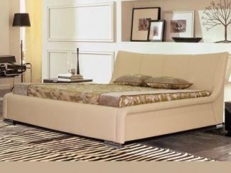 Кровать Люксор экокожа - Мебельная фабрика «Диамант-М»