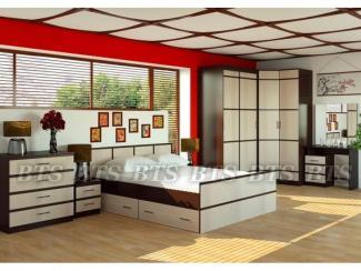 Спальный гарнитур Сакура - Мебельная фабрика «BTS»