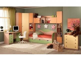 Детская Акварель  - Мебельная фабрика «Лира»
