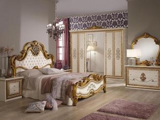 Спальный гарнитур Анита - Оптовый мебельный склад «Дина мебель»