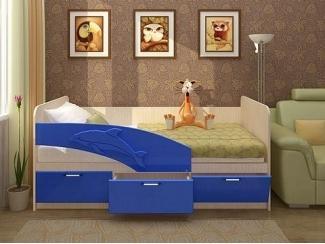 Детская кровать Дельфин - Интернет-магазин «ГОСТ Мебель»