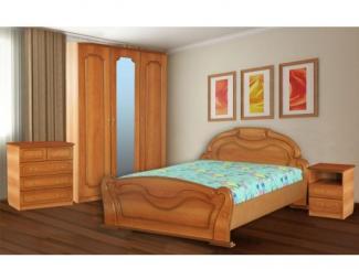 Спальный гарнитур МК 12 - Мебельная фабрика «Уютный Дом»