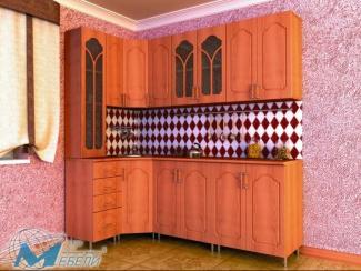 кухня «Лилия угловая» - Мебельная фабрика «Мир мебели»