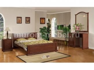 Спальный гарнитур Бажена - Мебельная фабрика «Муром-мебель»