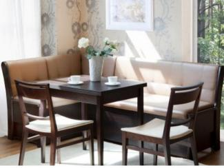 Кухонный уголок Дионис 13 - Мебельная фабрика «Янтарь»
