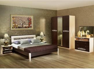 Спальный гарнитур Carolina  - Мебельная фабрика «Уфамебель»